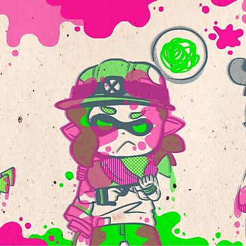 Splatoon! by YenniChau