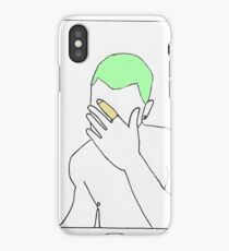 Frank Ocean - Blonde (Minimalist Art) iPhone Case/Skin