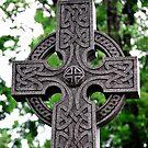 Celtic Cross by Nori Bucci