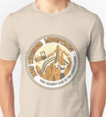 Big Thunder Mountain (rust and yellow) T-Shirt