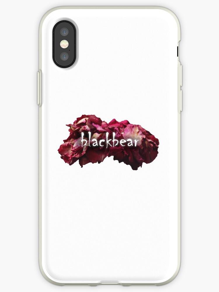 online store 33b25 ce10d 'Blackbear Deadroses' iPhone Case by LogeDoge