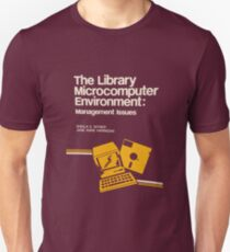 Library Microcomputer T-Shirt