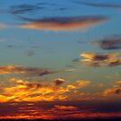 Sky Over Puget Sound by Kat Miller