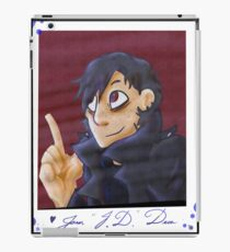 Jason JD Dean iPad Case/Skin