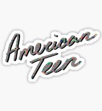 AMERICAN TEEN TRIPPY Sticker