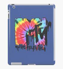 MTV Tie Dye iPad Case/Skin