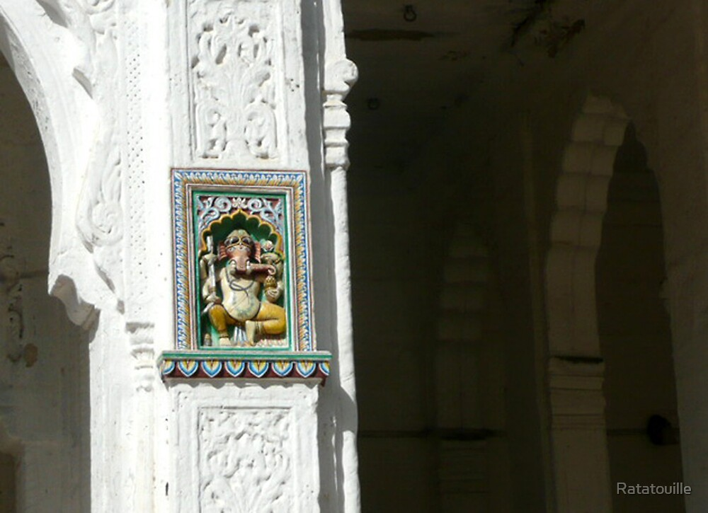 Ganesh by Ratatouille