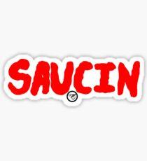 False Sueños Co. SAUCIN Sticker