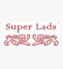 Super Lads Photographic Print