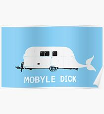 Mobyle-Dick Poster