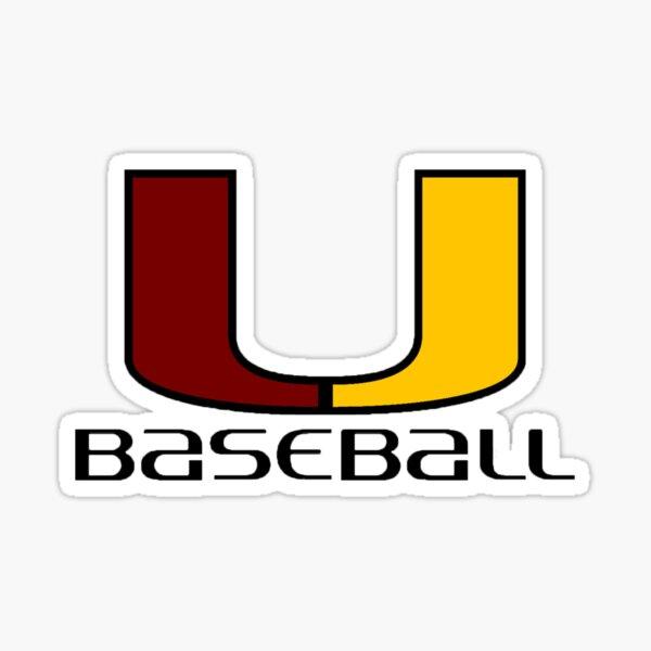 Ursinus Baseball Custom Sticker