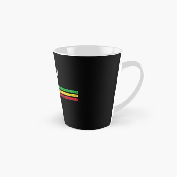 Malian Flag Shirt - Malian Emblem & Mali Flag Shirt Tall Mug