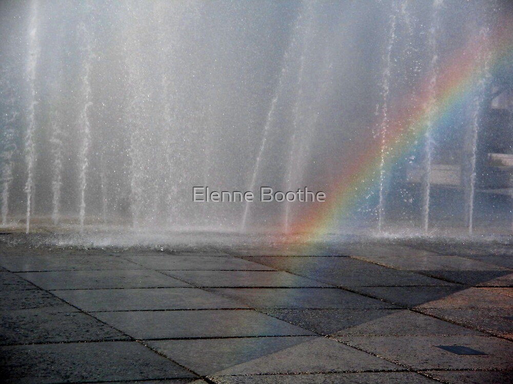 You are my rainbow by Elenne Boothe