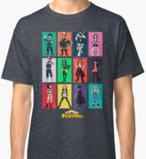 My Hero Academia Class 1A Classic T-Shirt