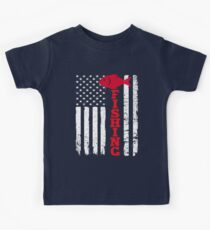 Flag Fishing Kids Clothes