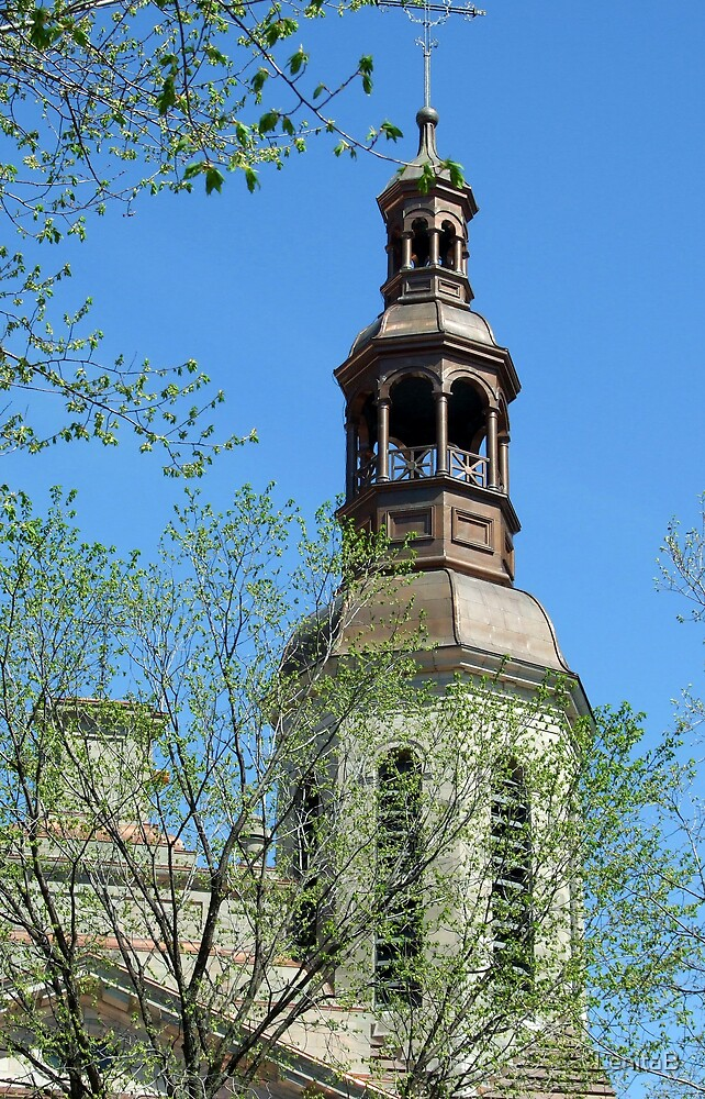 copper steeple by LenitaB