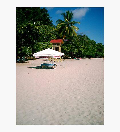 Manuel Antonio Beach, Costa Rica Photographic Print