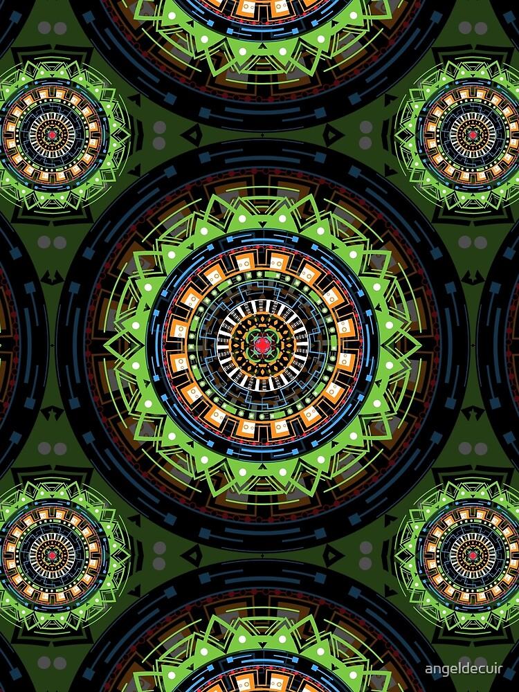 Tecno Mandala by angeldecuir