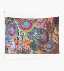 Life Is Sweet (High Resolution - Best Quality) Wall Tapestry