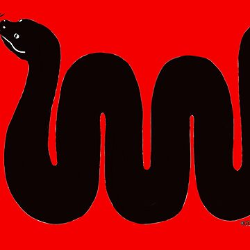 Black Snake by Okir