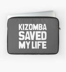 Kizomba Saved my Life Laptop Sleeve