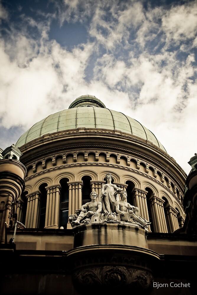 Queen Victoria Building  by Bjorn Cochet