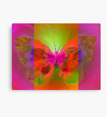 "Butterfly 2 (from ""Butterflies"" collection) Canvas Print"