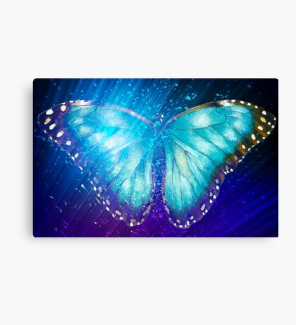 "Butterfly 5 (from ""Butterflies"" collection) Canvas Print"