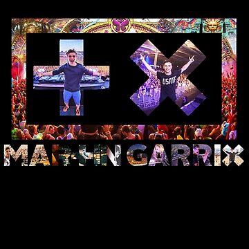 Martin Garrix DJ by treadlestee