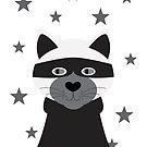 cat burglar by creativemonsoon