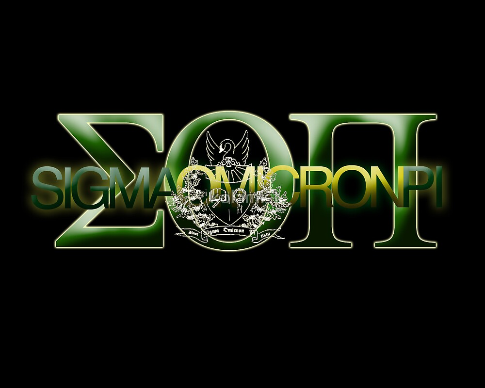 Sigma Omicron Pi by kolamist