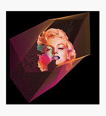 Marilyn monroe forever Photographic Print