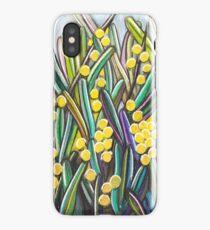 Pastels - Wattle  iPhone Case/Skin