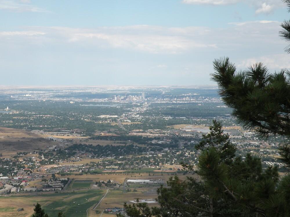 The Mile High City by JLDunn
