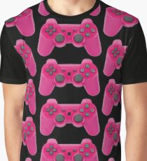 Pink PS! Graphic T-Shirt