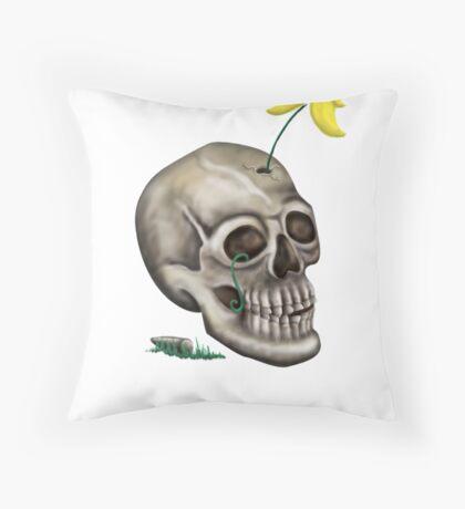 Peace in War Throw Pillow