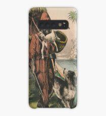 Robinson Crusoe Case/Skin for Samsung Galaxy
