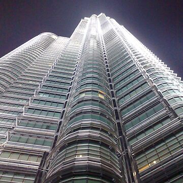 Petronas Towers by Phyxius