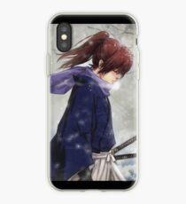 Samurai Kenshin iPhone Case