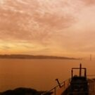 golden Alcatraz by Phyxius