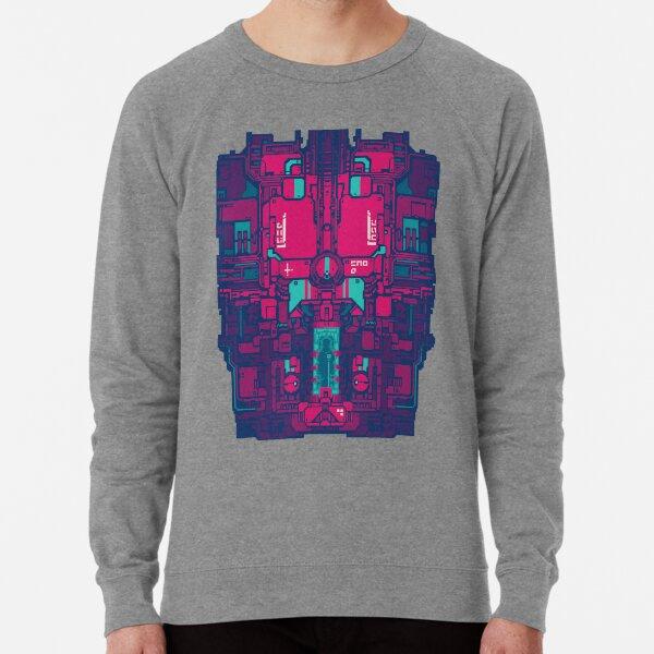 Dystopian Machine Lightweight Sweatshirt