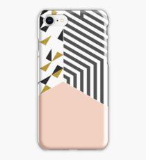 Pink&Gold Room #redbubble #decor #buyart iPhone Case/Skin