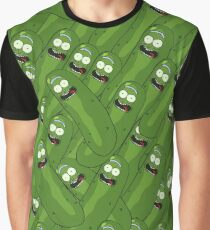 Pickle Rick Graphic T-Shirt