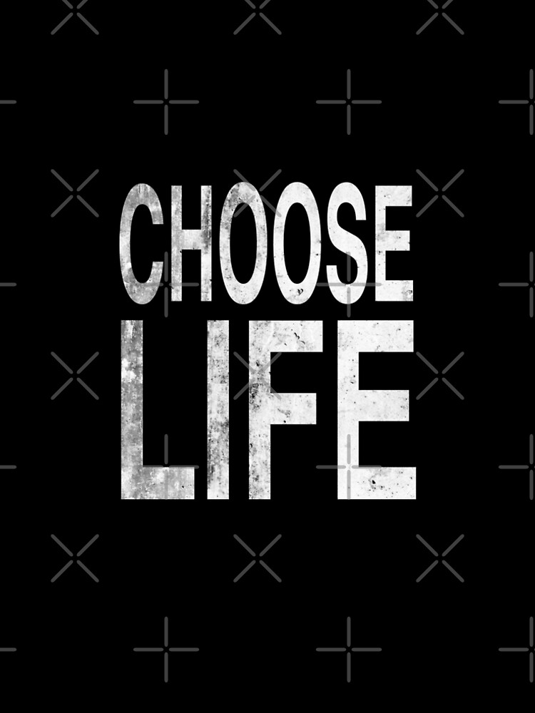 Choose life | Wham | Quote by koovox