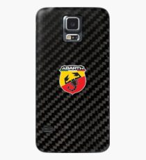 Abarth carbon competizione Case/Skin for Samsung Galaxy