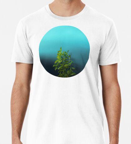 Schüchterner und charmanter Basilikum Premium T-Shirt