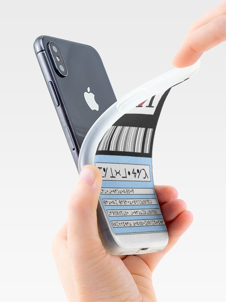 Alternative Ansicht von .Hunter Lizenz. iPhone-Hüllen & Cover