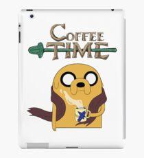 It's Coffee Time! iPad Case/Skin