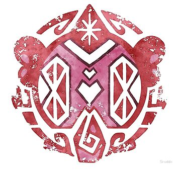 Tapu Lele Symbol Pokemon Sun & Moon by SrWhitePS
