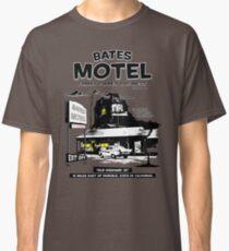 Bates Motel - Night Shift Classic T-Shirt